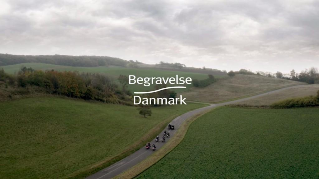 BEGRAVELSE DANMARK